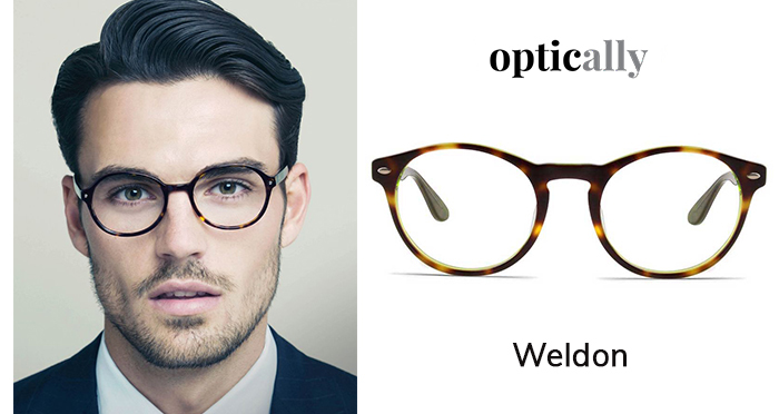 Mens Glasses Matching With Different Hairstyles Nz