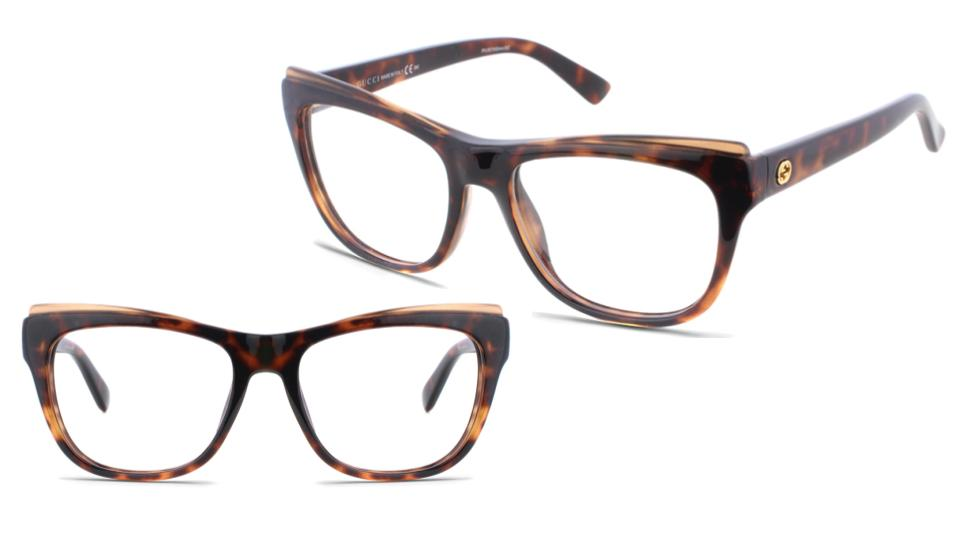 5da032db2fa8 Style Tips To Wear Cat Eye Glasses And Sunglasses