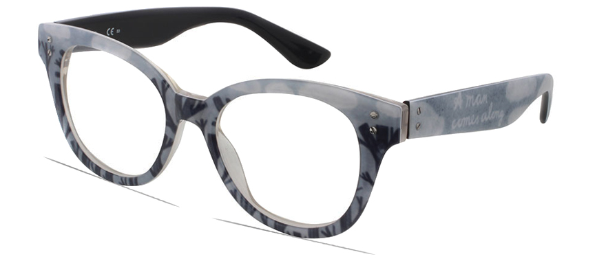 Glasses Frames You Can Try On At Home : Oxydo OX558FB GDI - women - Prescription Glasses