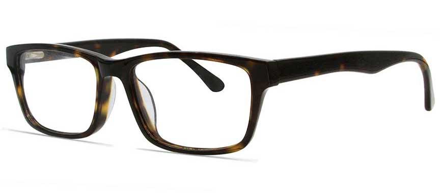 Glasses Frames You Can Try On At Home : Weldon 8502 C23 - men - Prescription Glasses