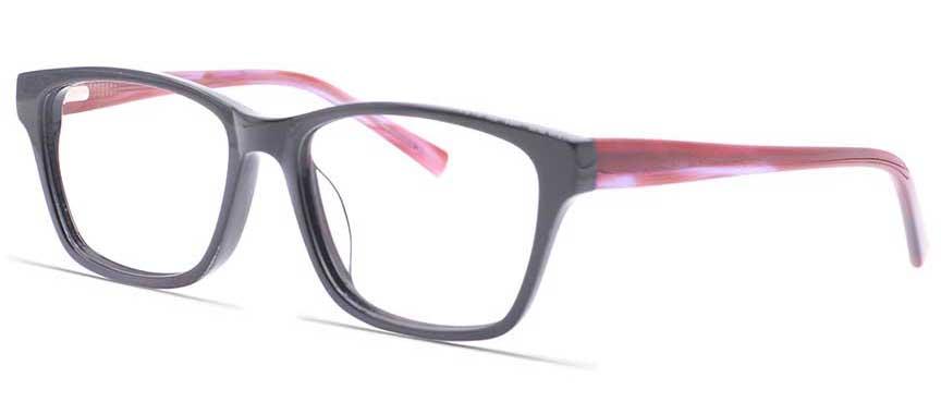 Weldon 010 BLK - women - Prescription Glasses