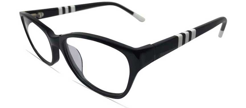 Glasses Frames You Can Try On At Home : Weldon X3629 C02 - oval frames - Prescription Glasses