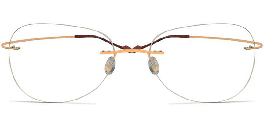 Rimless Glasses Nz : Aurelian - rimless frames - Prescription Glasses