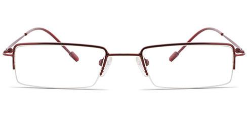 Rimless Glasses Vs Rimmed : Buy Semi-Rimmed Glasses and Frames Online