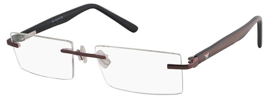 Rimless Glasses Nz : Jude - rimless frames - Prescription Glasses